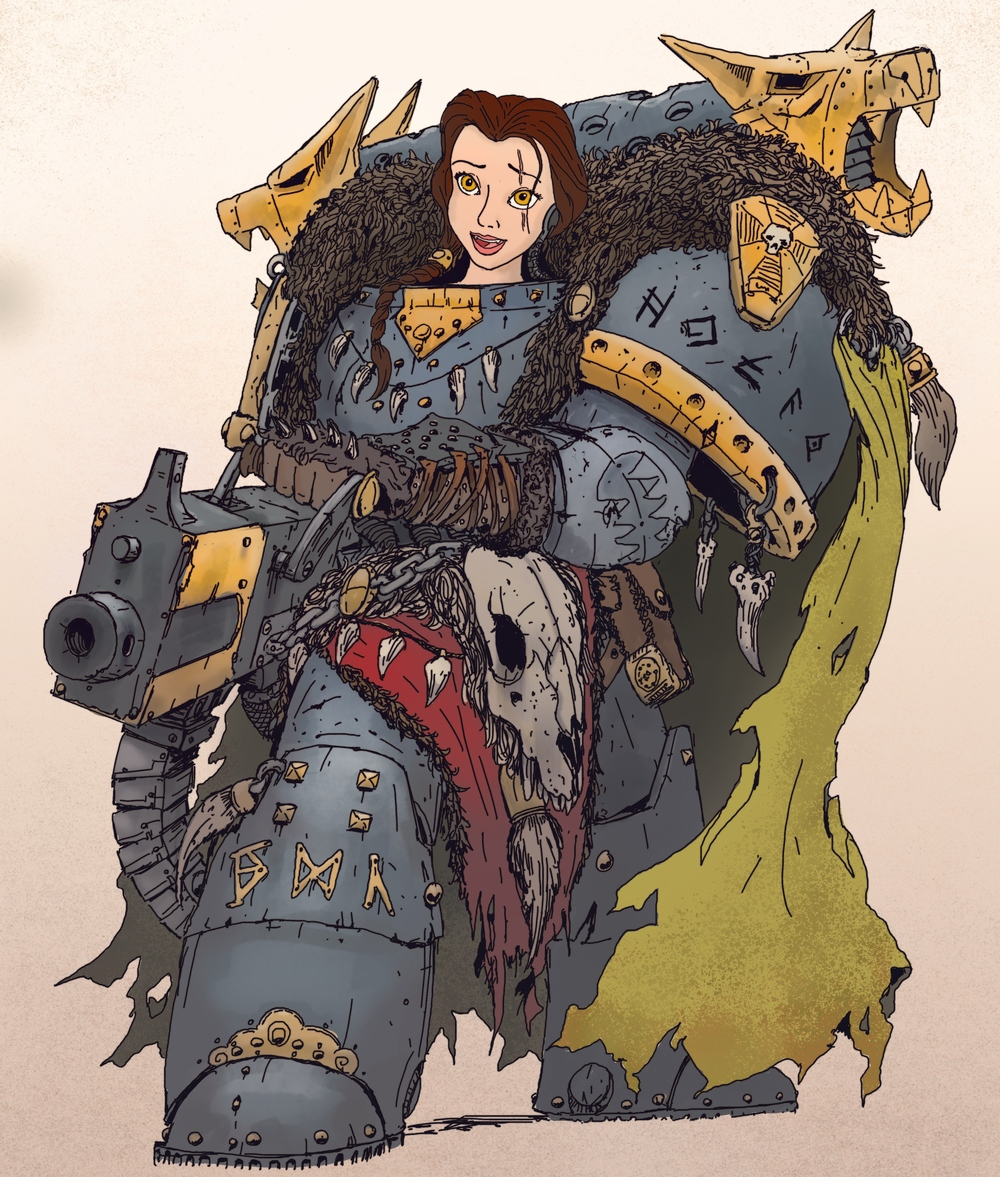 disney-princesses-reimagined-as-badass-warhammer-40k-space-marines1
