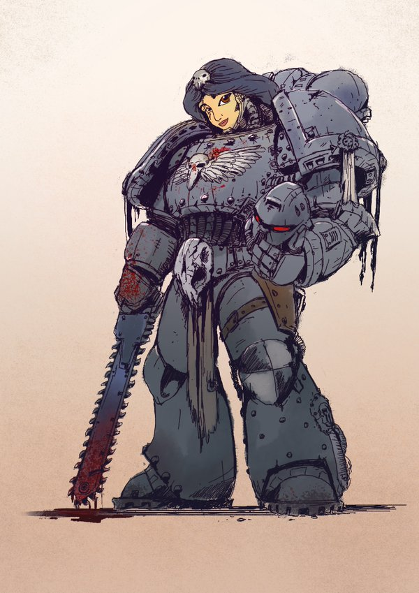 disney-princesses-reimagined-as-badass-warhammer-40k-space-marines4
