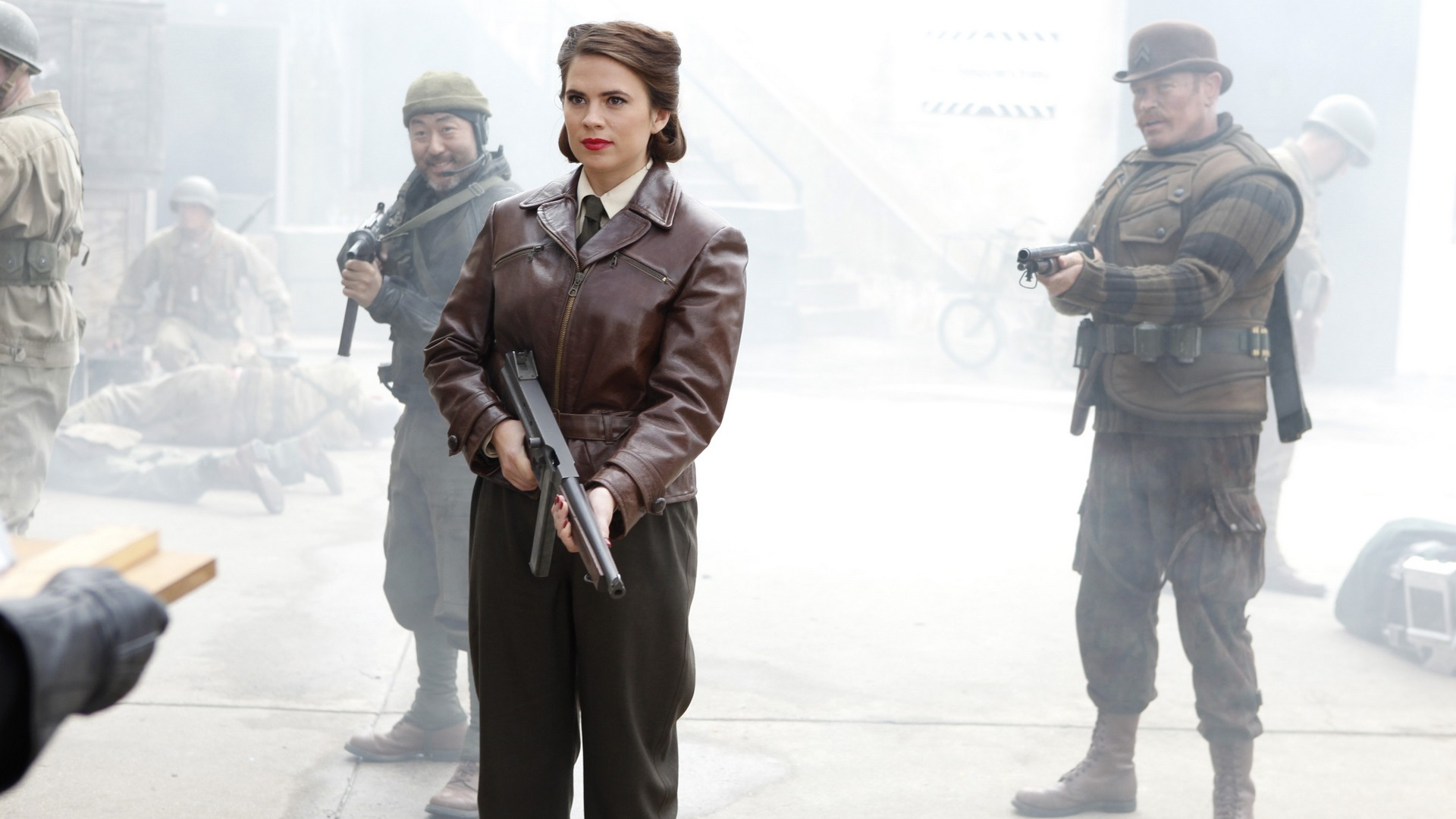 as you know a couple of weeks ago we learned that abc had canceled agent carter fans of the series were not happy about this at all and even started a