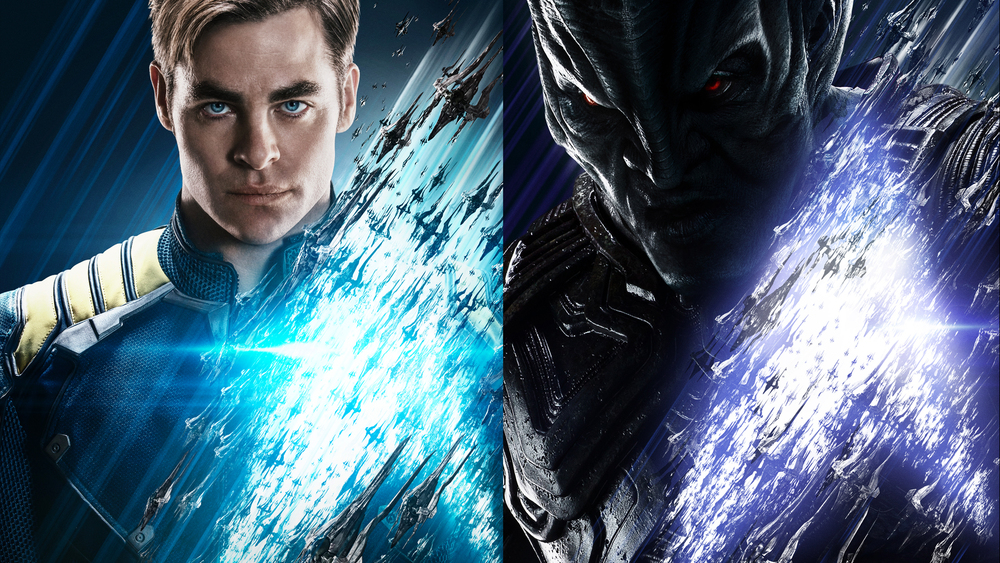 Here Are All Of The Star Trek Beyond Character Posters on B Or D New Posters For Bd Reversal
