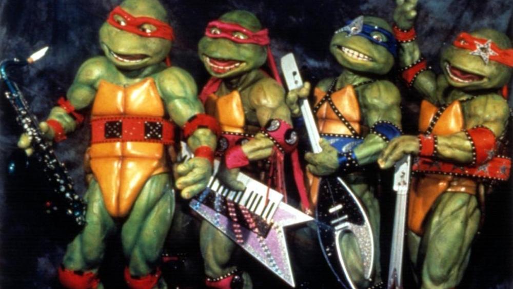 Teenage Mutant Ninja Turtles Concert Tour