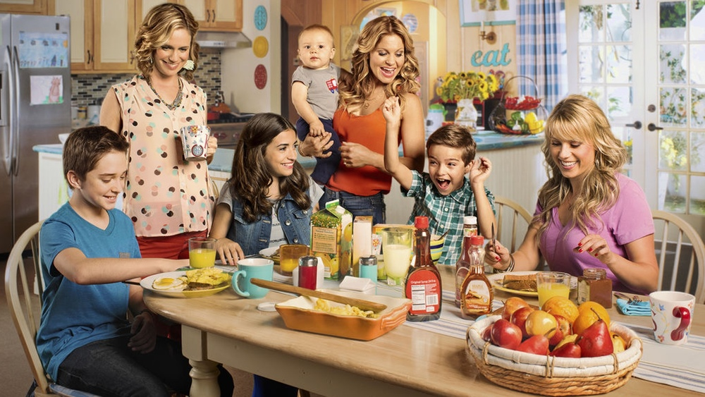 According To Symphony Advanced Mediau0027s Ratings, Netflixu0027s Fuller House Was  Such A Huge Hit ...