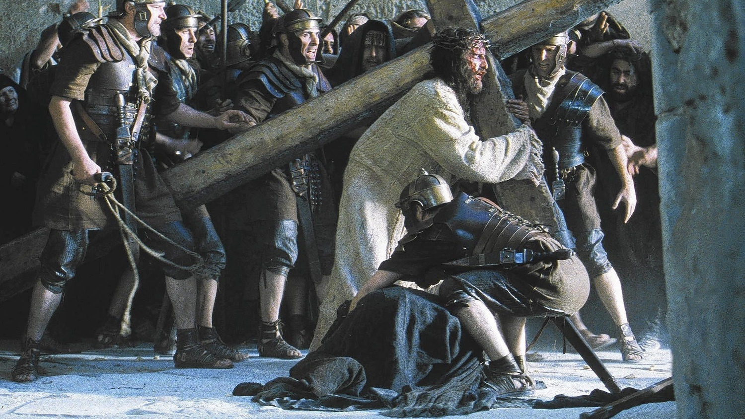 Mel Gibson Is Developing Passion Of The Christ Sequel Geektyrant