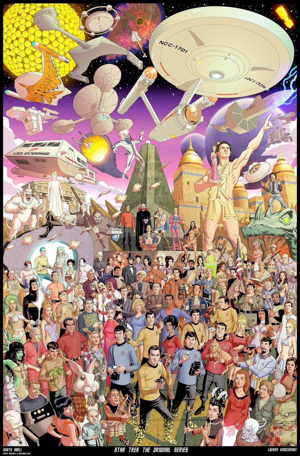 star-trek-50th-anniversary-fan-poster-tests-your-star-trek-knowledge