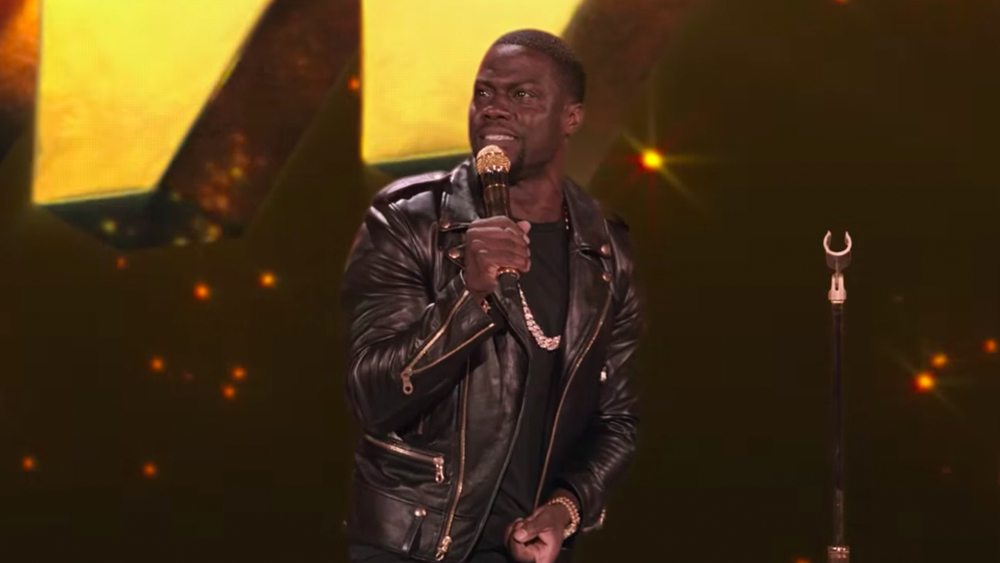 trailer for what now kevin hart 39 s latest concert film geektyrant. Black Bedroom Furniture Sets. Home Design Ideas