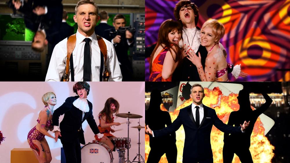 Lyric epic rap battles lyrics : James Bond vs Austin Powers in Epic Rap Battle — GeekTyrant