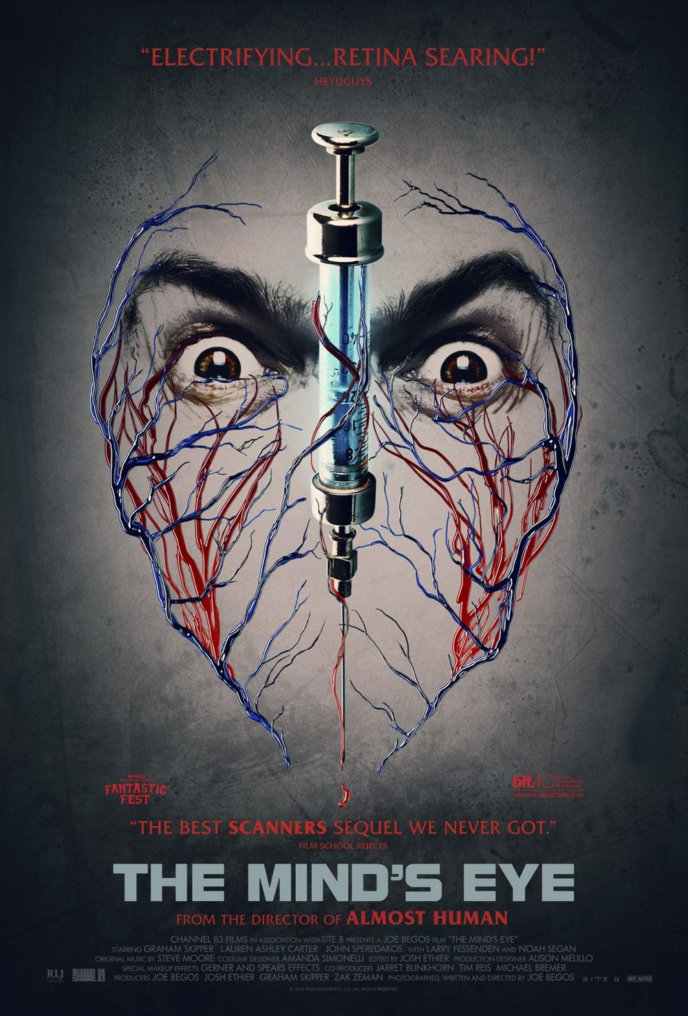 Whacked Out Trailer for the Psychokinetic Horror Film THE MIND'S EYE