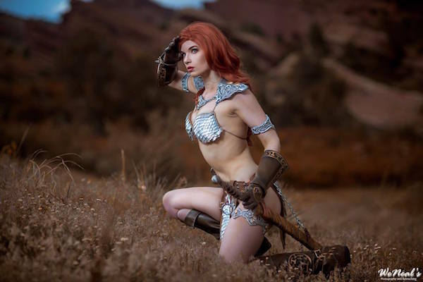 stunning-red-sonya-cosplay-based-on-sideshow-collectibles-figure6