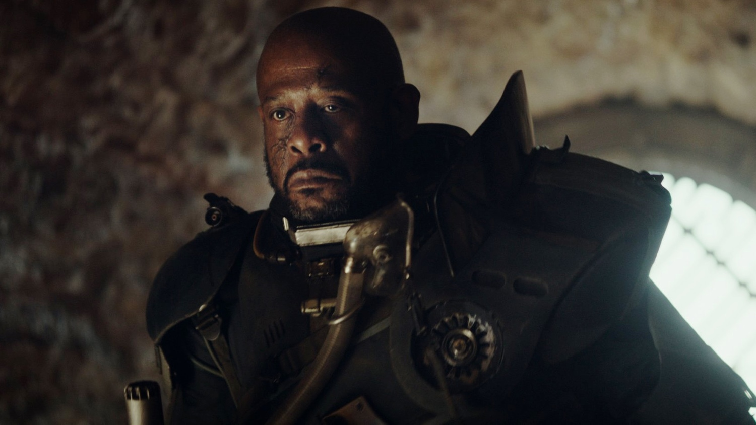 ROGUE ONE's Saw Gerrera Character Was Originally in the Live