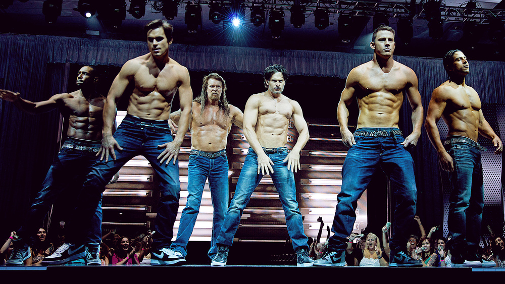Channing Tatum Says the Magic Mike Musical Is Still a Thing photo