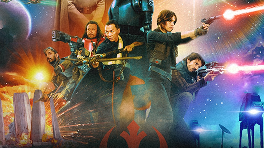 Spectacular STAR WARS: ROGUE ONE Fan-Made Poster