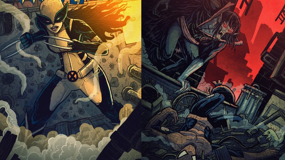 Marvel Fan Art Features The New Female Wolverine Morbius
