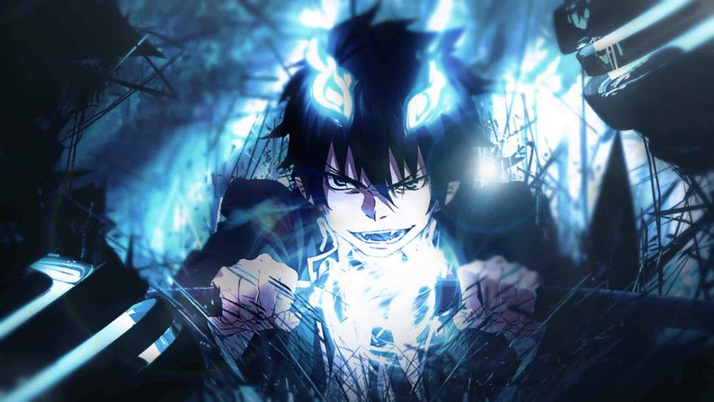Blue exorcist returning to television with anime set for - 2017 anime wallpaper ...