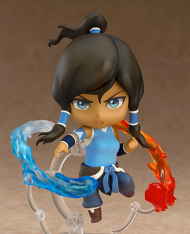 Legend Of Korra Toys : The first legend of korra action figure is here — geektyrant
