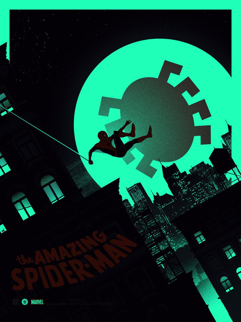 the-amazing-spider-man-art-by-matt-ferguson3