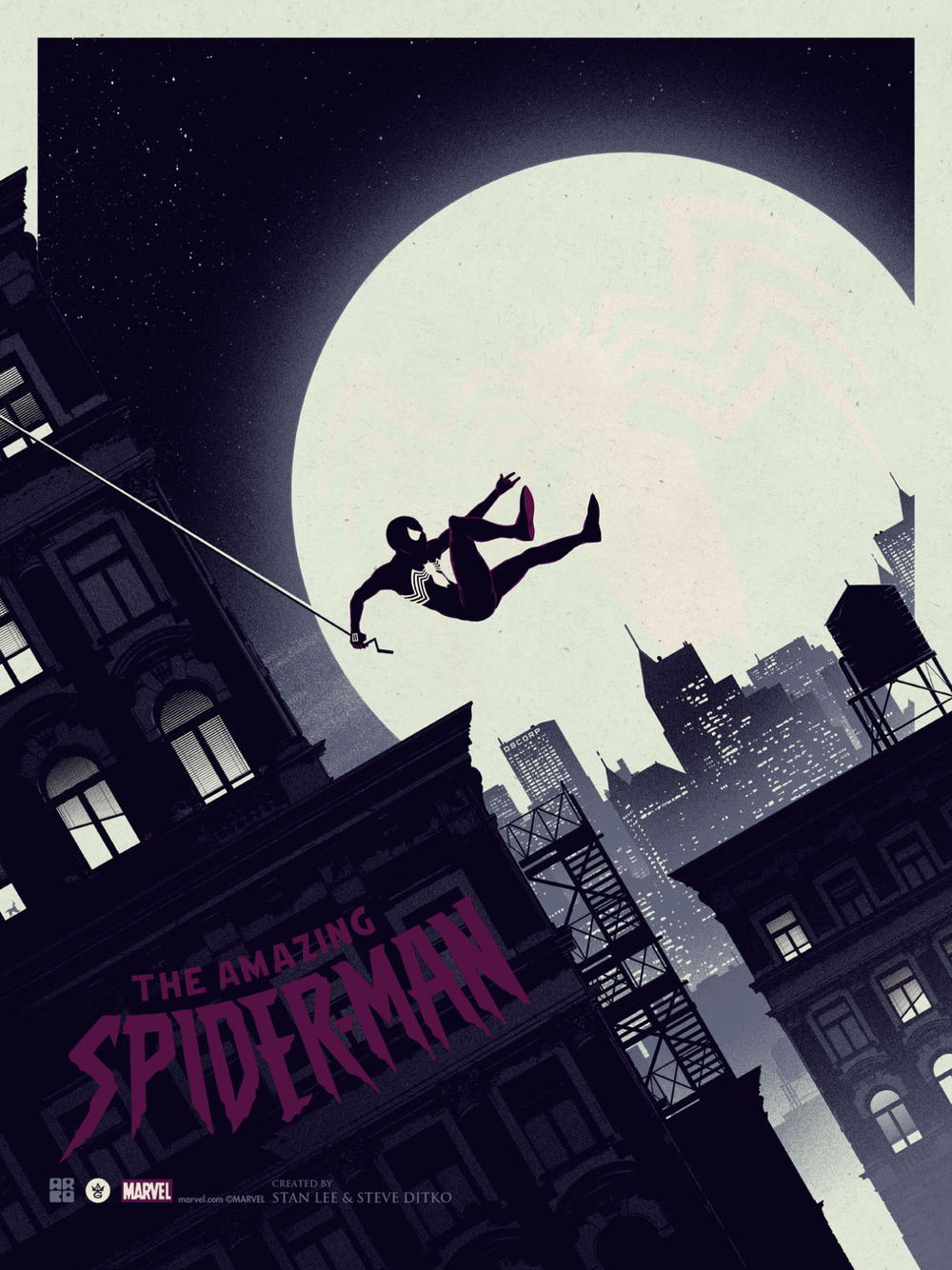 the-amazing-spider-man-art-by-matt-ferguson4
