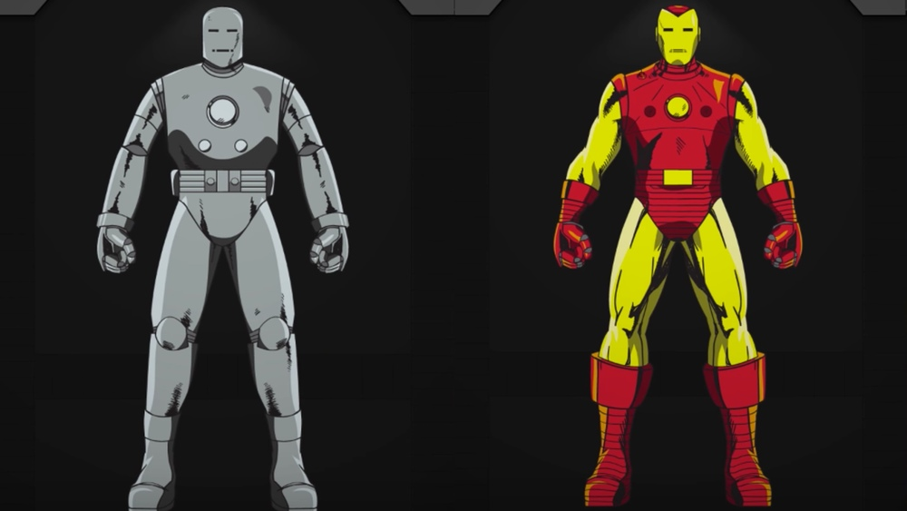 Marvel Entertainment has released a five-part video series that breaks down every suit of armor Tony Stark has created in the comic books. & Every Iron Man Suit of Armor Tony Stark Has Ever Created in The ...