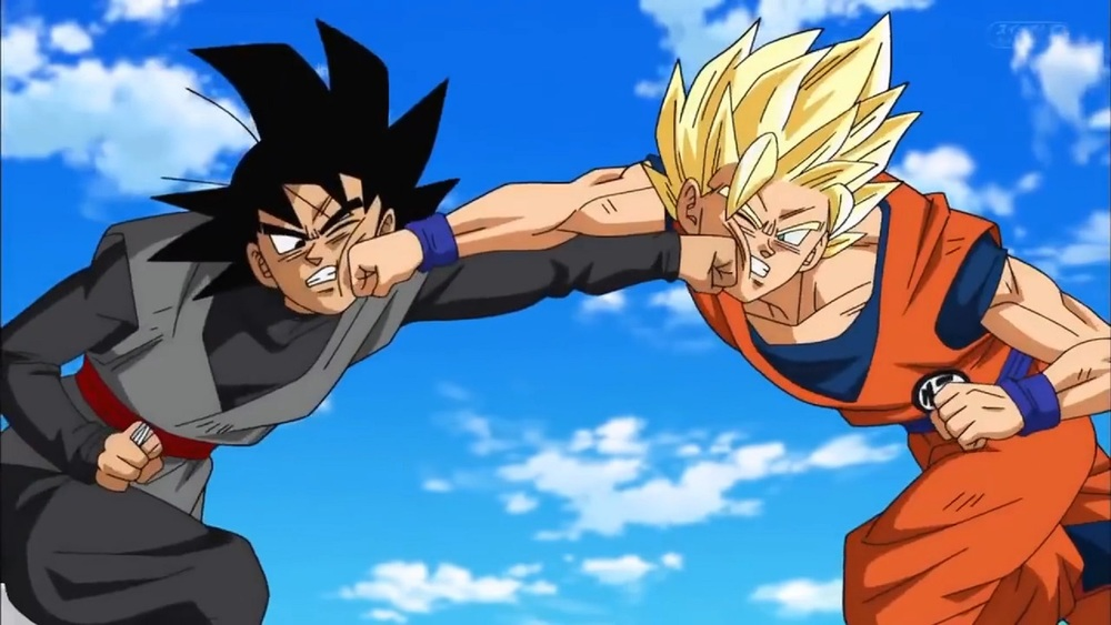 Goku Fights Goku in Perhaps The Most Confusing Event in ...