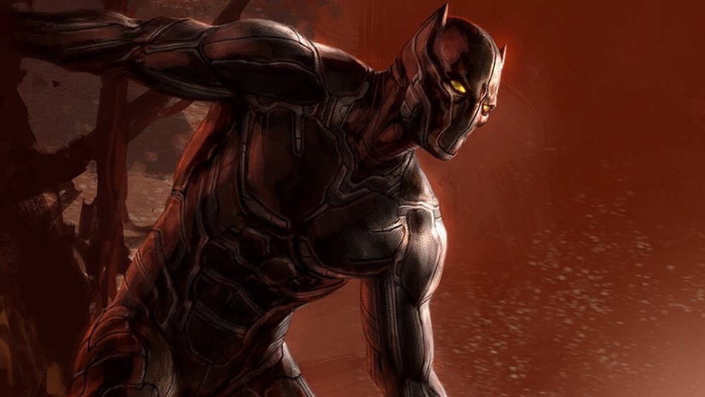 Cool Alternate Black Panther Character Designs For Captain