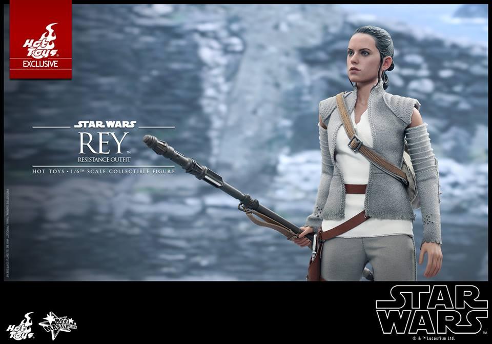 rey star wars hot