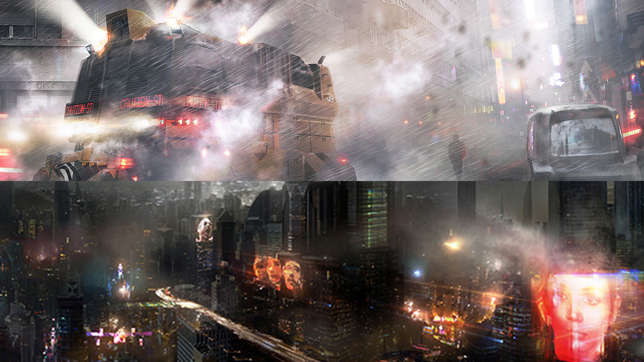manipulation in blade runner and maus essay Blade runner 2049 desert effect turning editing into storytelling through manipulation more how to create the orange blade runner look whatever you think.