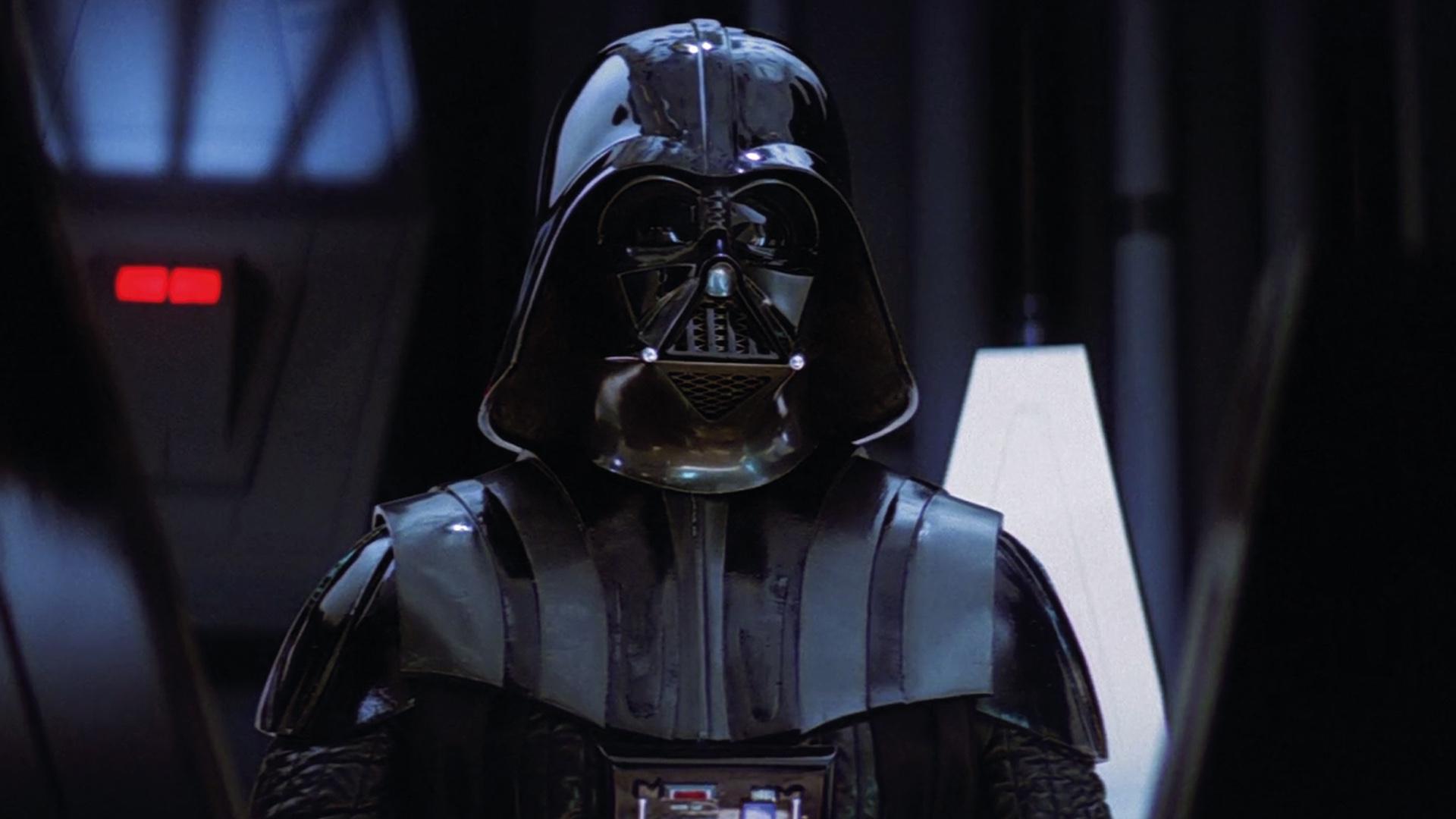 نتيجة بحث الصور عن Darth Vader`s Big Reveal