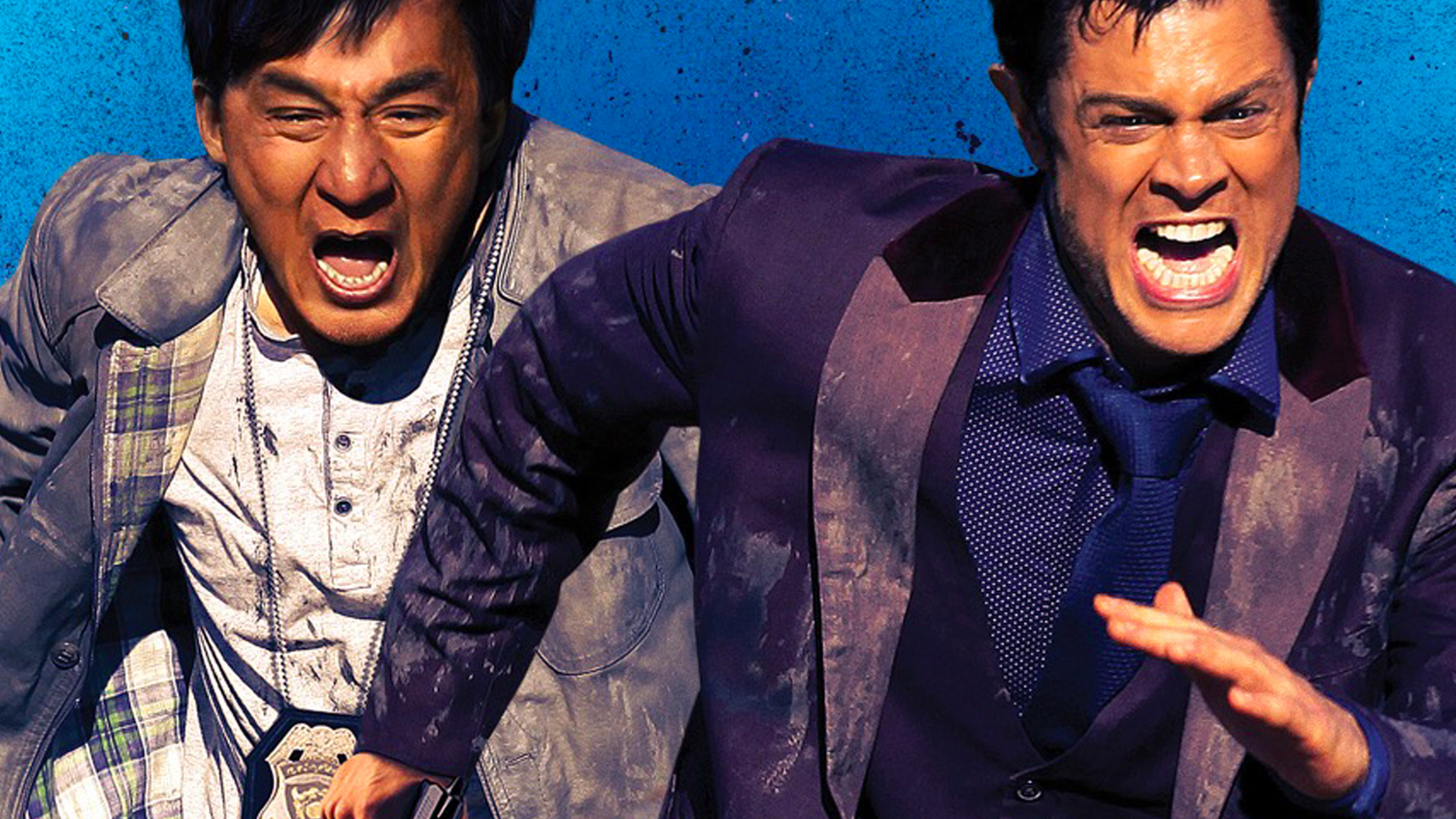 Supercut: Every Death-Defying Stunt of Jackie Chan's Career