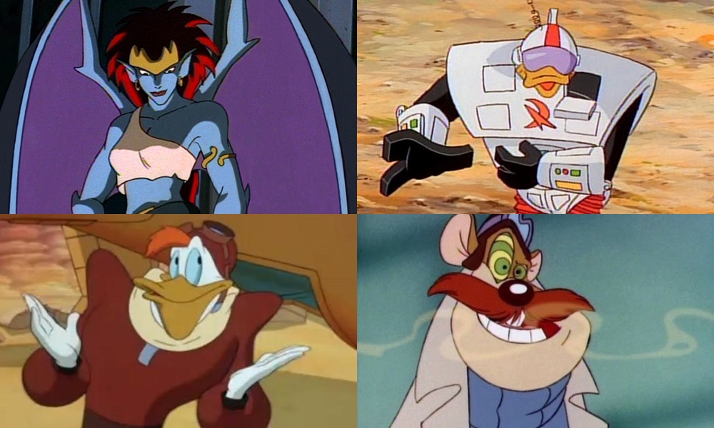 Ten 1990s Cartoons You Probably Don't Remember — GeekTyrant