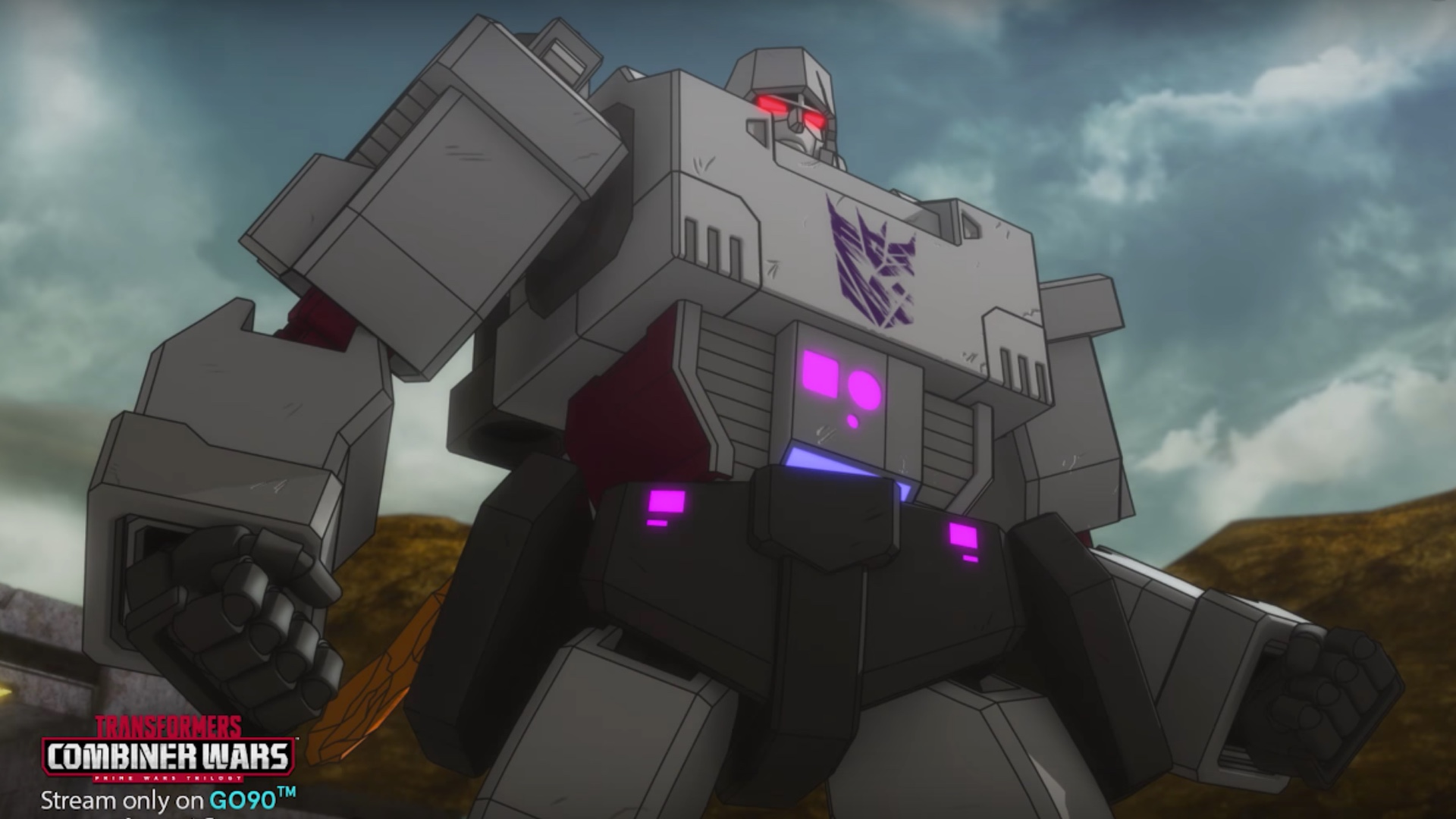 kickass new trailer for the transformers combiner wars animated