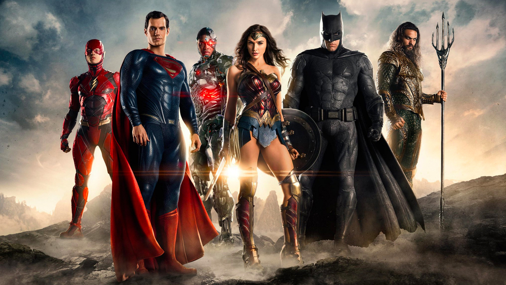 4p of justice league Dc's flagship team, the justice league, attempts to overcome tragedy and turmoil and that's just in the making of the movie itself.