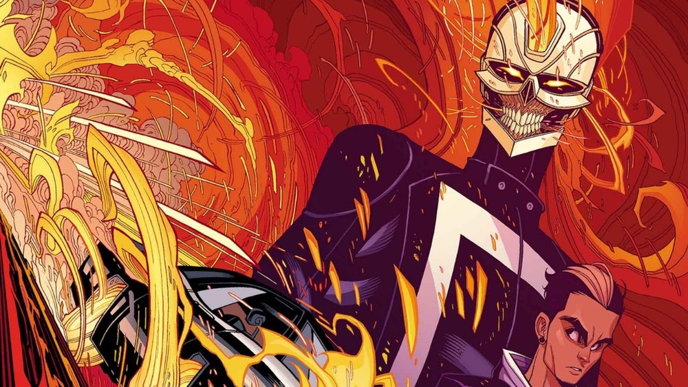 Image result for ghost rider robbie reyes