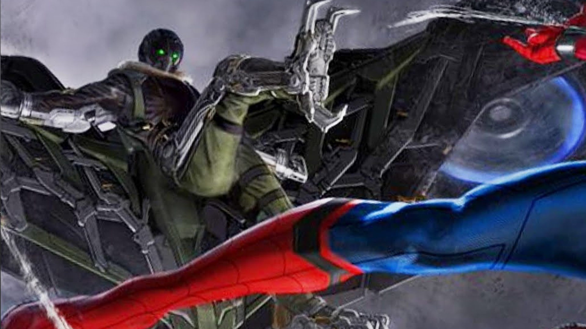 Spider Man Homecoming Tech For Spider Man And The Vulture S Suits
