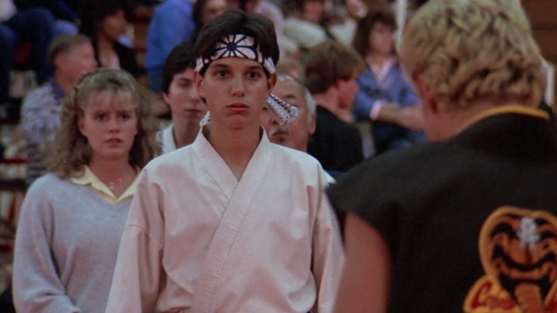 Ive Got An Incredibly Amusing Video For You To Watch Inspired By Classic Film The Karate Kid This Is A Parody Short That Tells Us True Story Of Daniel