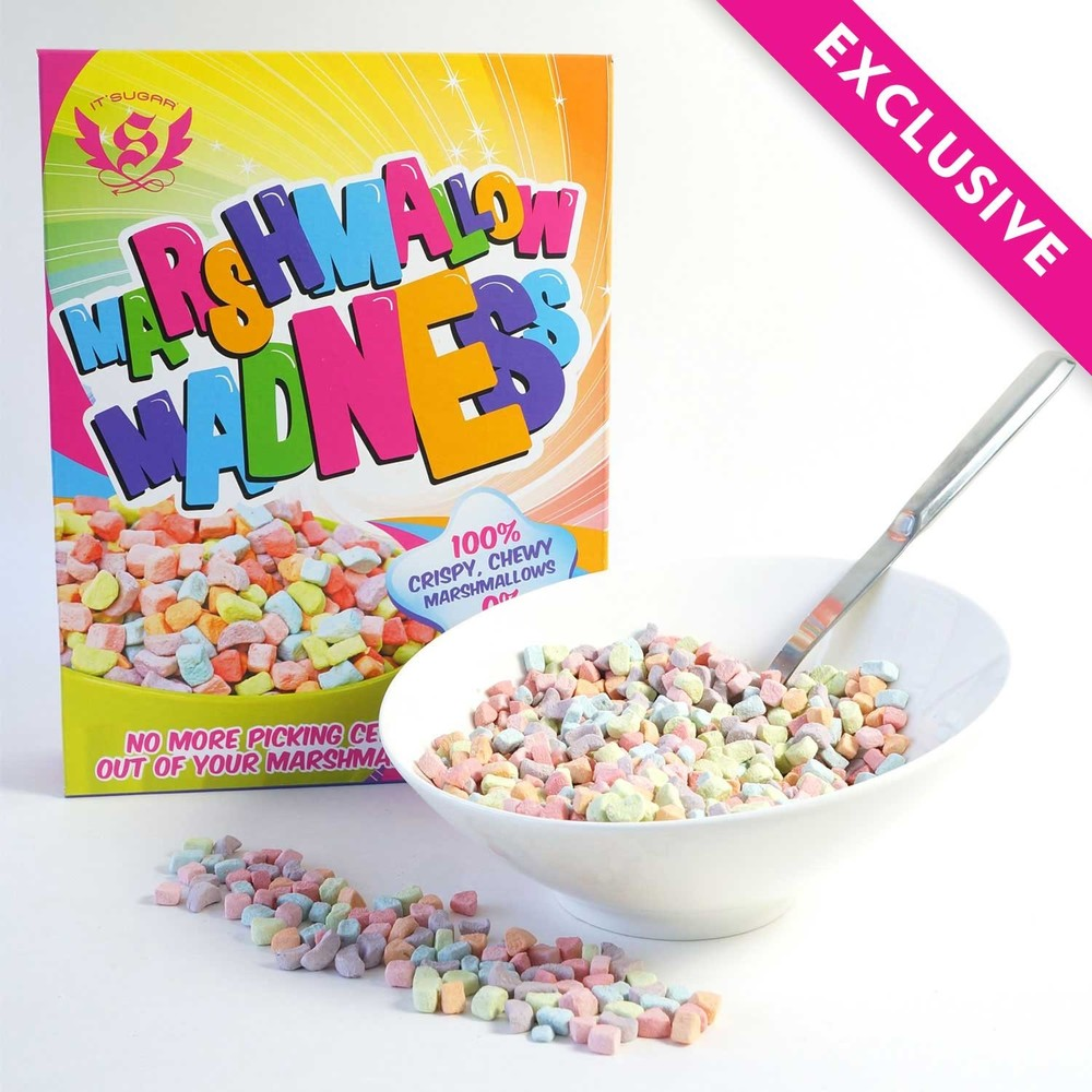 You can really buy a box of marshmallow only cereal geektyrant you can really buy a box of marshmallow ccuart Images
