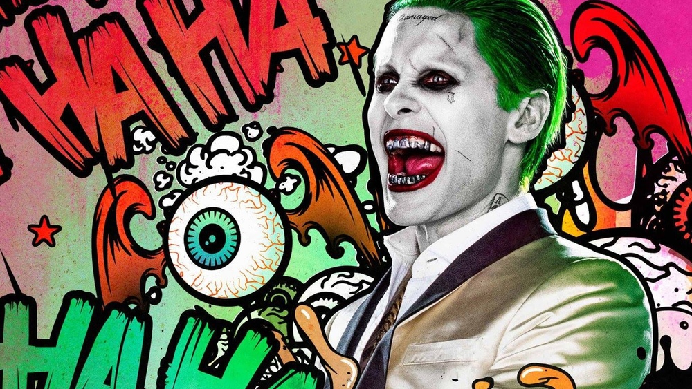 Jared Leto Says Theres Enough Deleted Joker Footage From SUICIDE SQUAD To Make A Movie