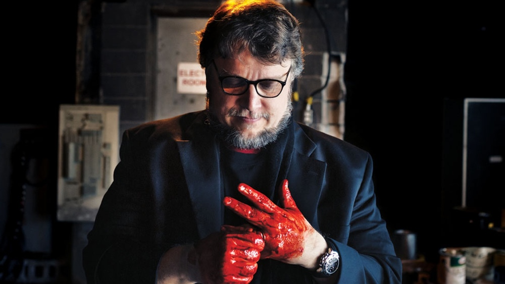 Resultado de imagen para the shape of water guillermo del toro