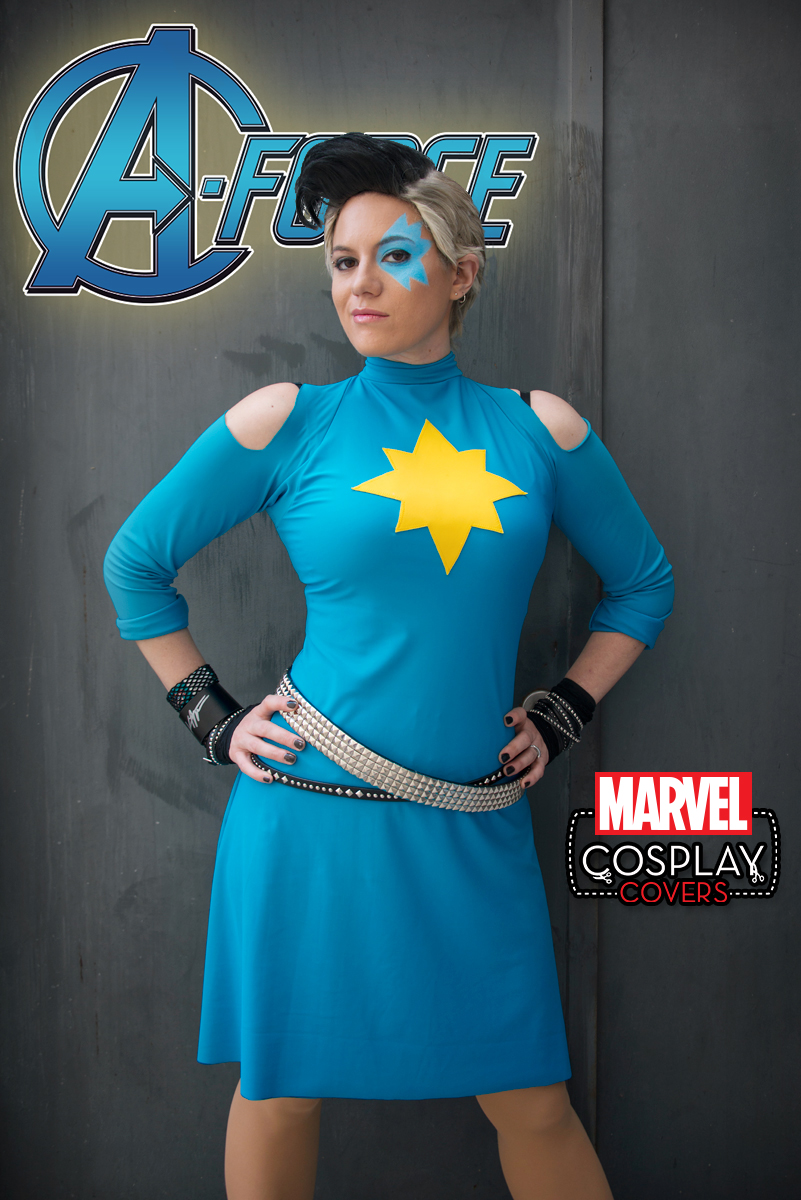 New Series of Cool Marvel Comics Cosplay Variant Covers ...