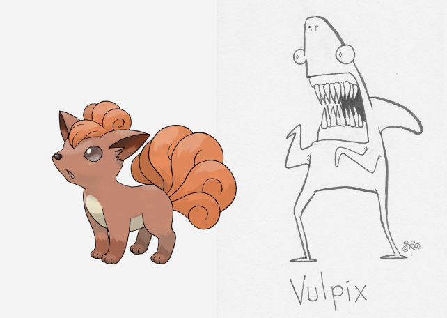 artist-draws-a-series-of-pokmon-character-sketches-having-never-seen-a-pokmon