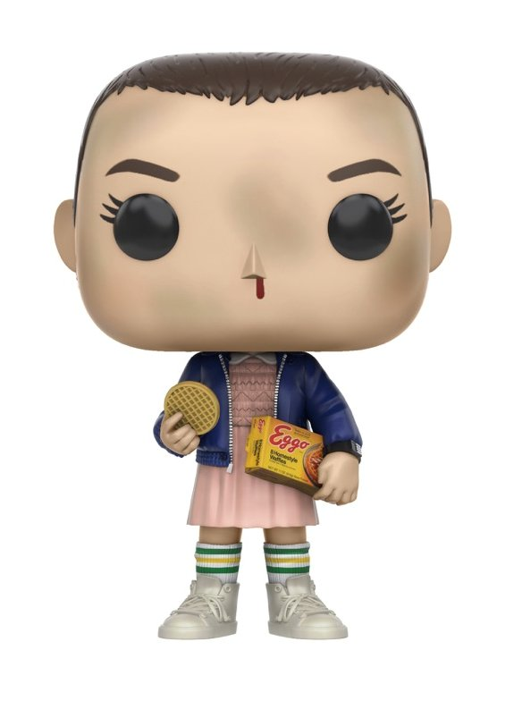 Funko unveils their stranger things eleven pop figure - Lego inazuma eleven ...