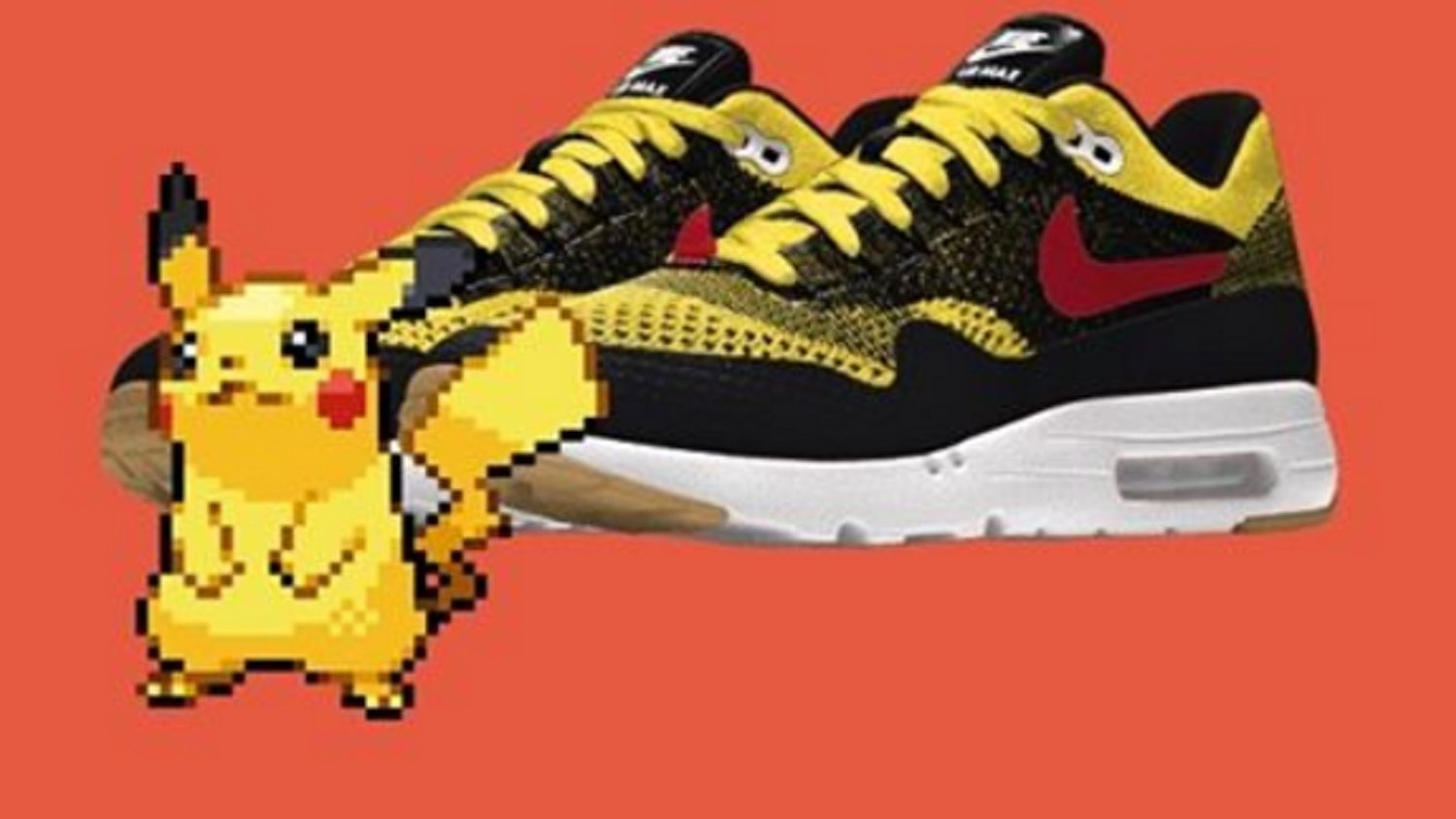size 40 bc2a5 90460 Series of Radical Custom-Made POKEMON-Themed Nike Shoes ...