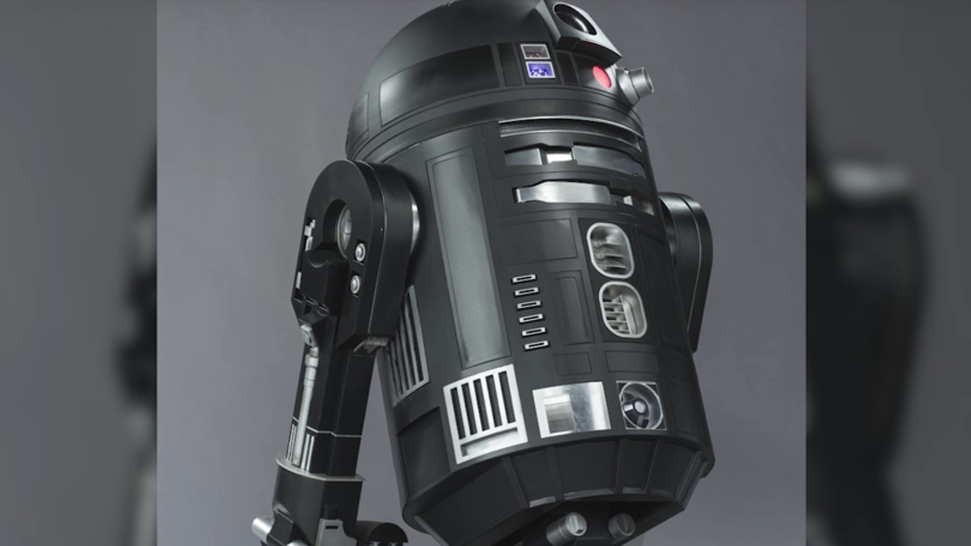 The Empire Has Their Own R2 Model Droid In ROGUE ONE: A STAR WARS