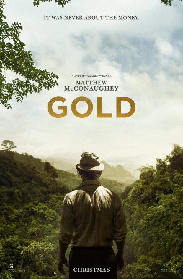 Matthew McConaughey and Edgar Ramirez Hunt for Gold in First Trailer for GOLD1