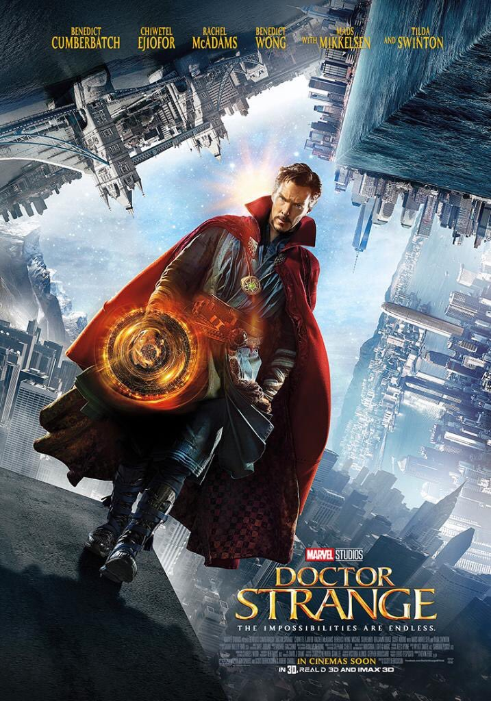 New Hindi Movei 2018 2019 Bolliwood: The Impossibilities Are Endless In The New DOCTOR STRANGE
