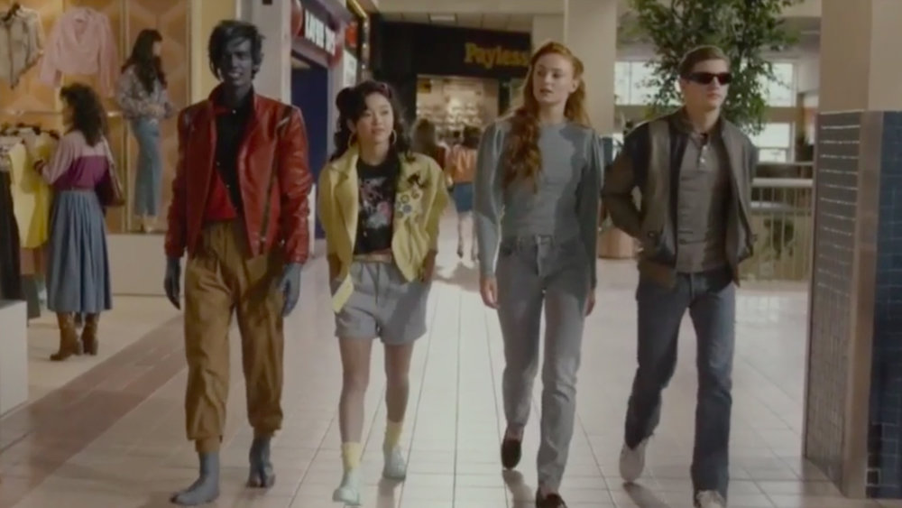 Here S That Deleted Mall Scene From X Men Apocalypse