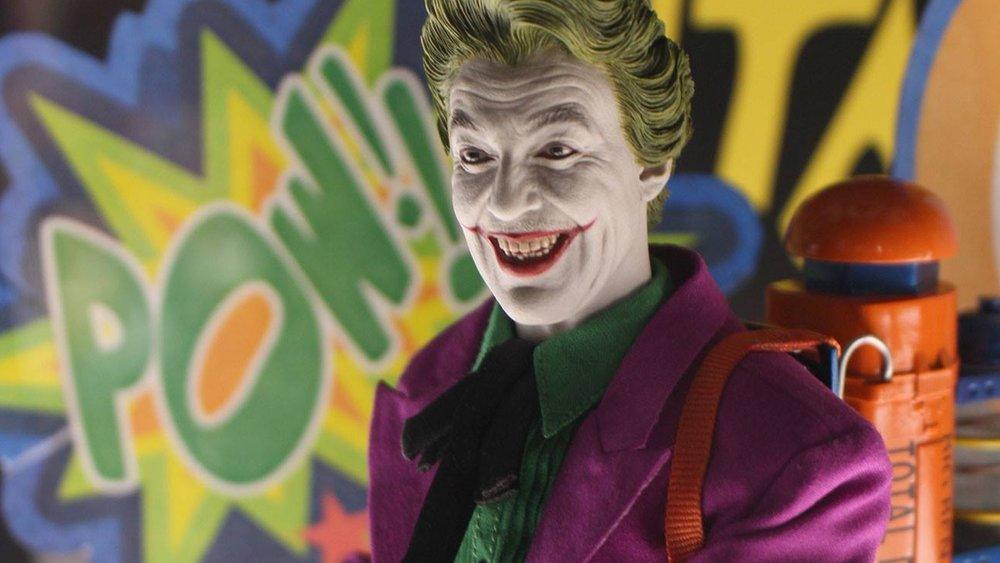 Joker Halloween Face Paint