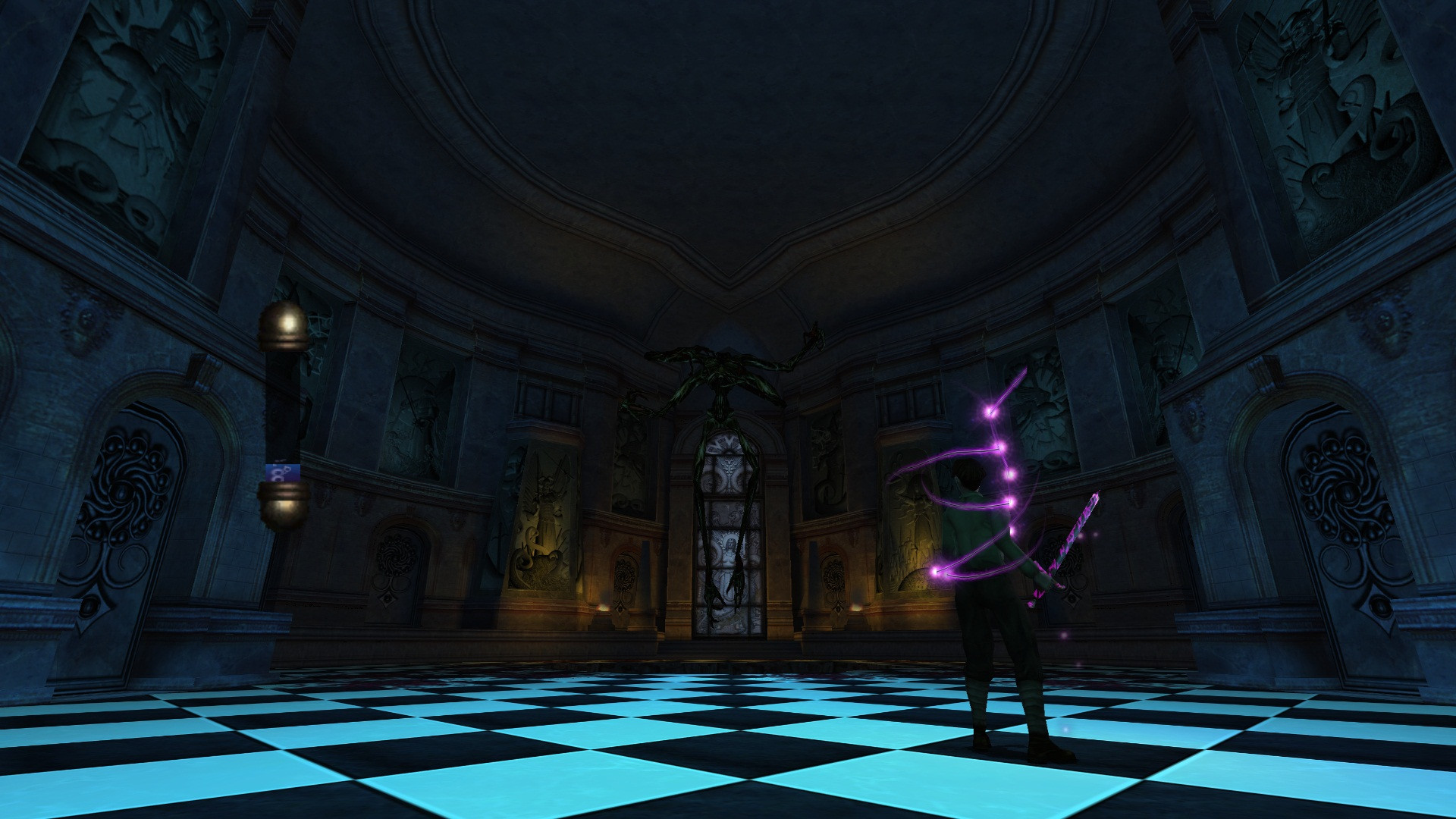 Spooky Games To Play in The Dark: ETERNAL DARKNESS SANITY'S