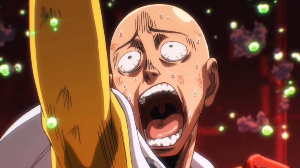 One punch man is getting a second season geektyrant - Funny one punch man wallpaper ...