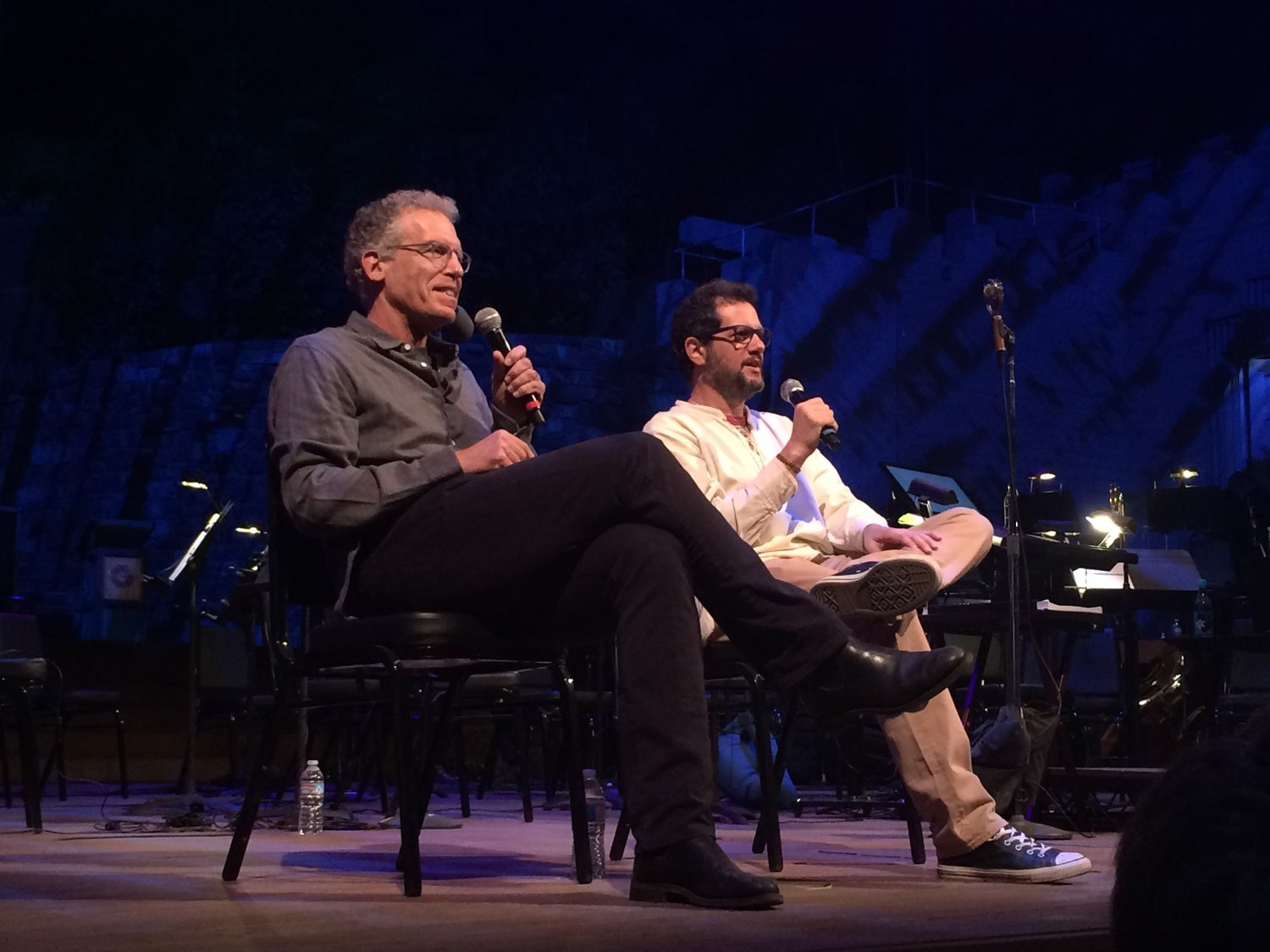 Watch Michael Giacchino Conducting Lost Music Live In Concert