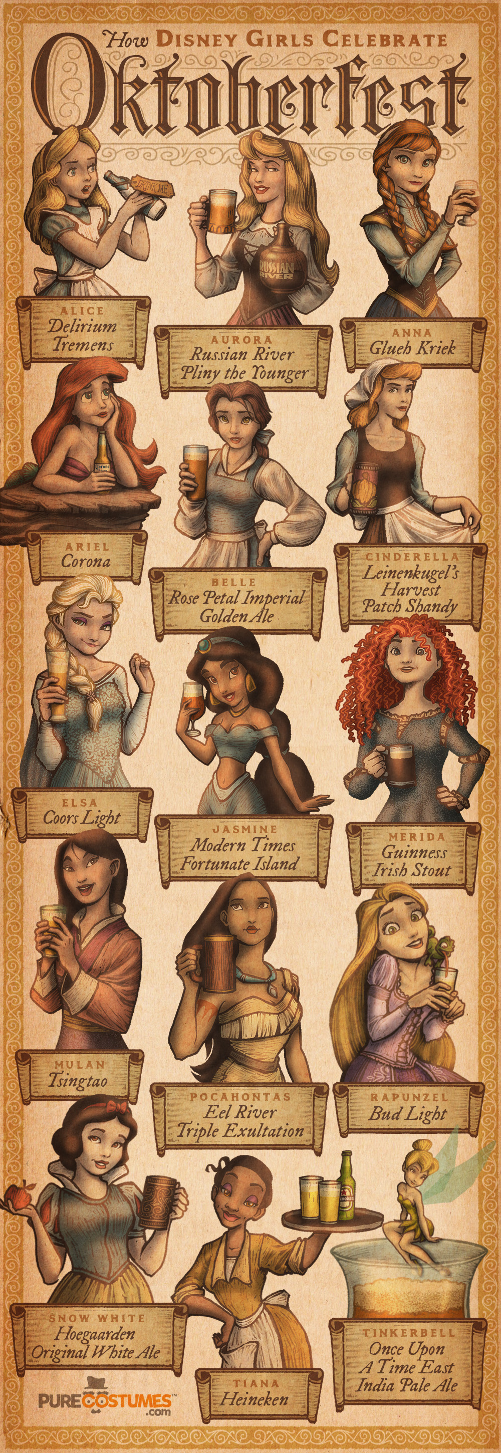 how-the-disney-princesses-celebrate-octoberfest-by-the-brews-they-drink1