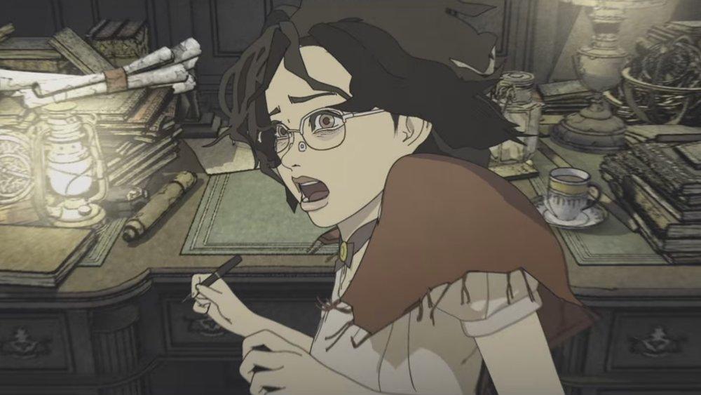 stunning force of will anime anthology film trailer focuses on the cthulhu mythos  u2014 geektyrant